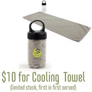 Cooling Towel - $10