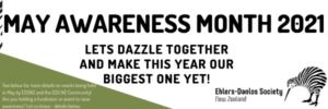 May Awareness Month 2021