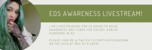 Twitch Fundraiser