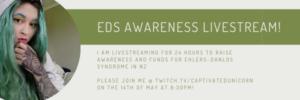 Twitch Livestream Fundraiser